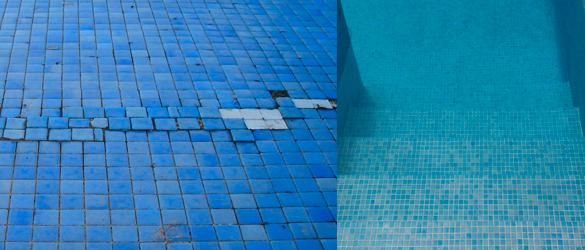 Tipos de uni n del gresite revestimientos piscinas for Dibujos para piscinas en gresite