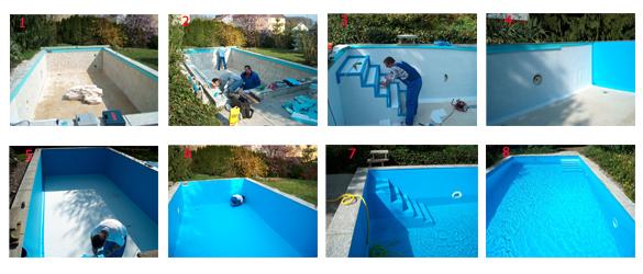 Los ocho pasos para rehabilitar tu piscina por DLW delifol