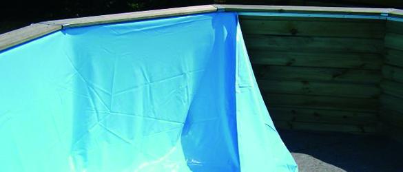 Revestimiento para piscina; el liner
