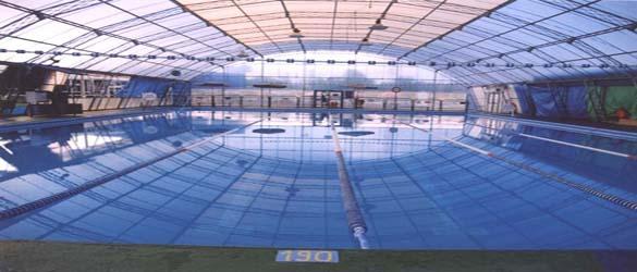 Membrana para piscina Haogenplast