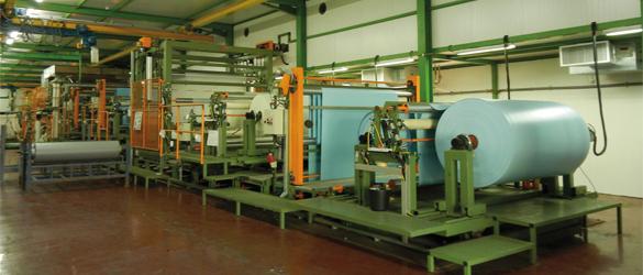 Fábrica de lámina armada Proflex