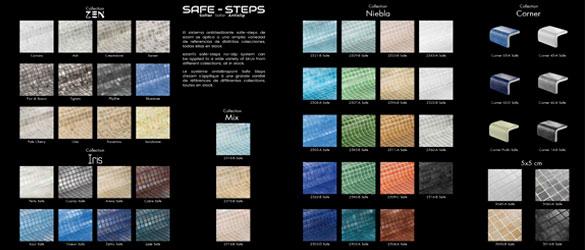 Línea Safe-Steps